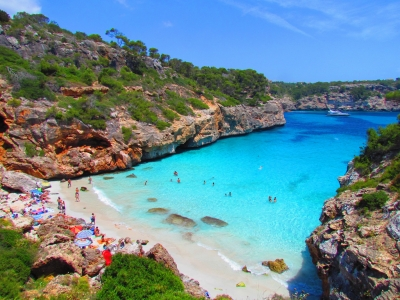 Choose A Mallorca as the best Island Spain and sixth best in the world